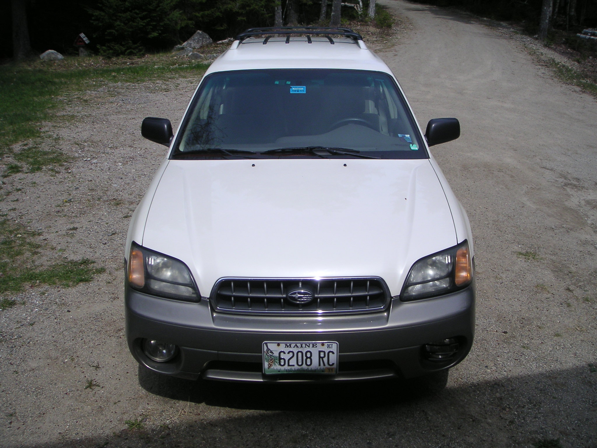 2003 subaru outback wagon vanachro Image collections